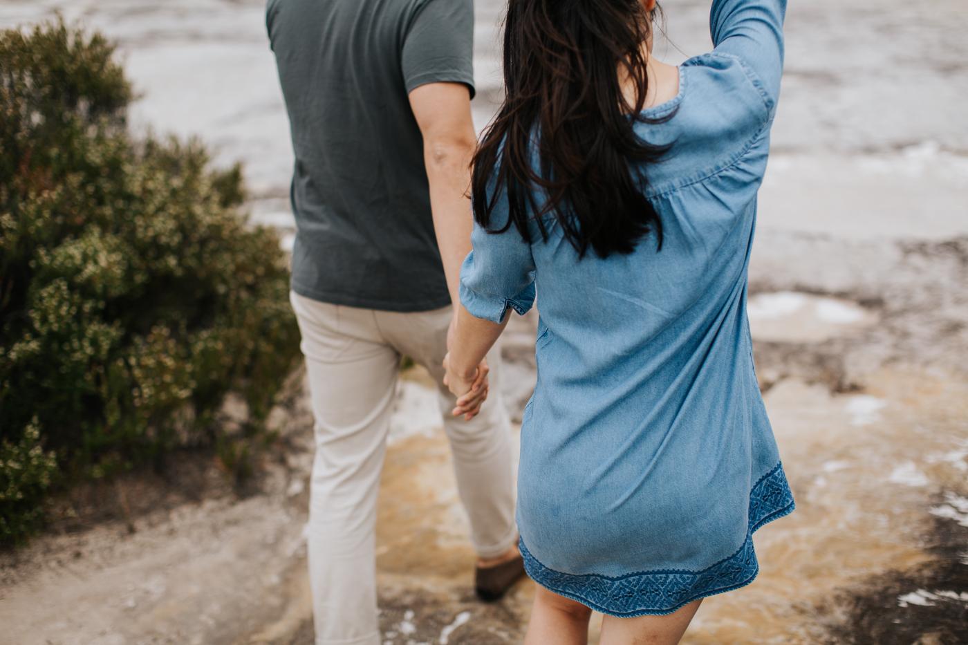 Lishien & Jason Engagement - Kurnell Cliffs - Samantha Heather Photography-9.jpg