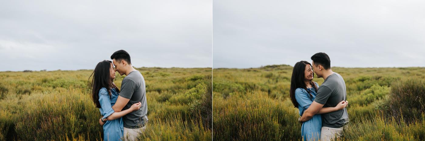 Lishien & Jason Engagement - Kurnell Cliffs - Samantha Heather Photography-47.jpg