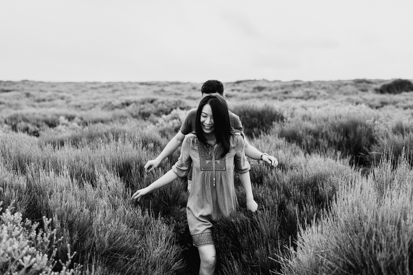 Lishien & Jason Engagement - Kurnell Cliffs - Samantha Heather Photography-55.jpg