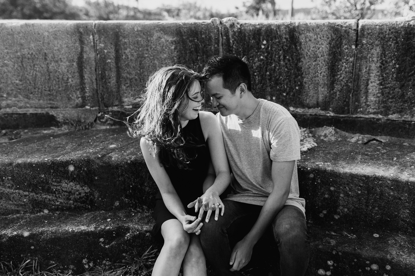 James & Caitie Engagement - Watsons Bay - Samantha Heather Photography-7.jpg