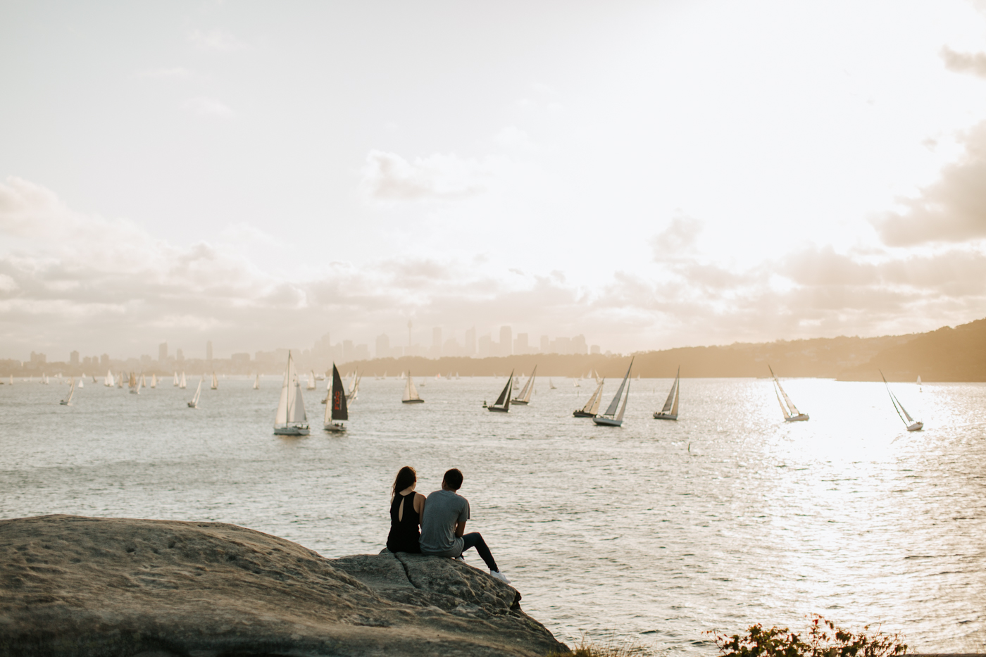 James & Caitie Engagement - Watsons Bay - Samantha Heather Photography-39.jpg