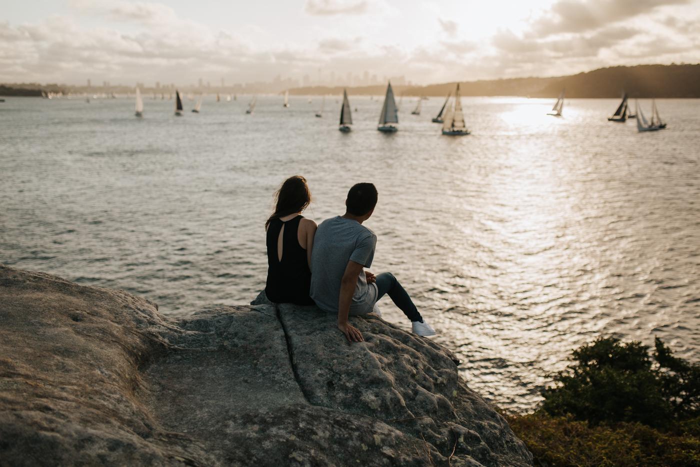 James & Caitie Engagement - Watsons Bay - Samantha Heather Photography-40.jpg
