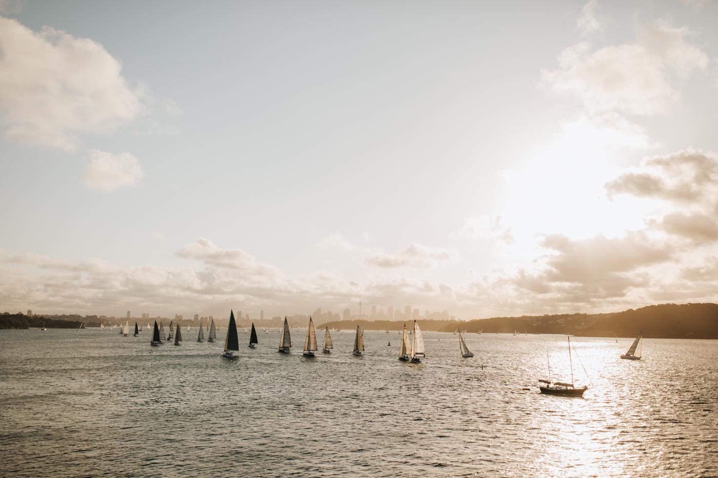 James & Caitie Engagement - Watsons Bay - Samantha Heather Photography-46.jpg