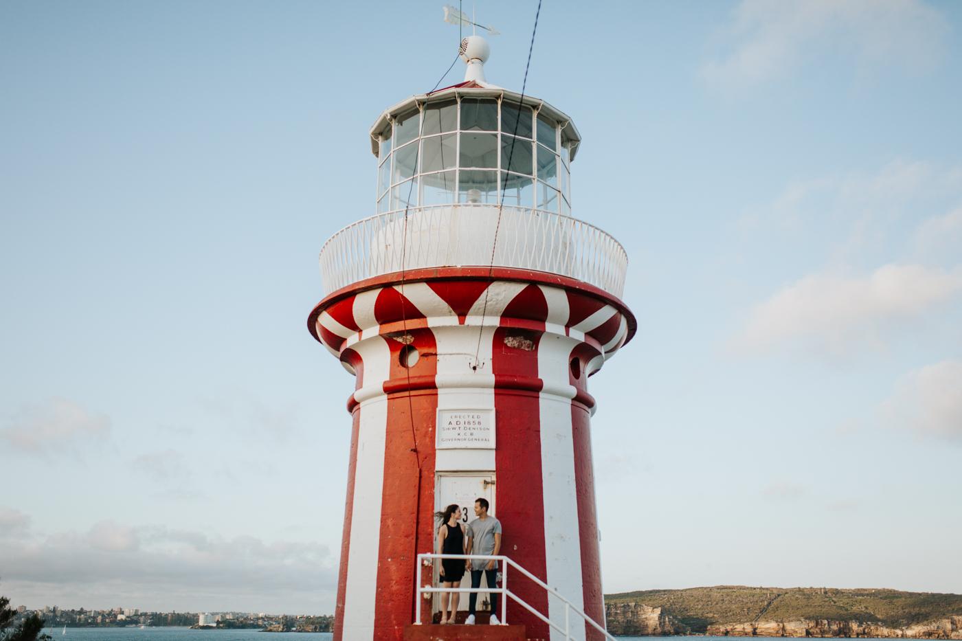 James & Caitie Engagement - Watsons Bay - Samantha Heather Photography-55.jpg