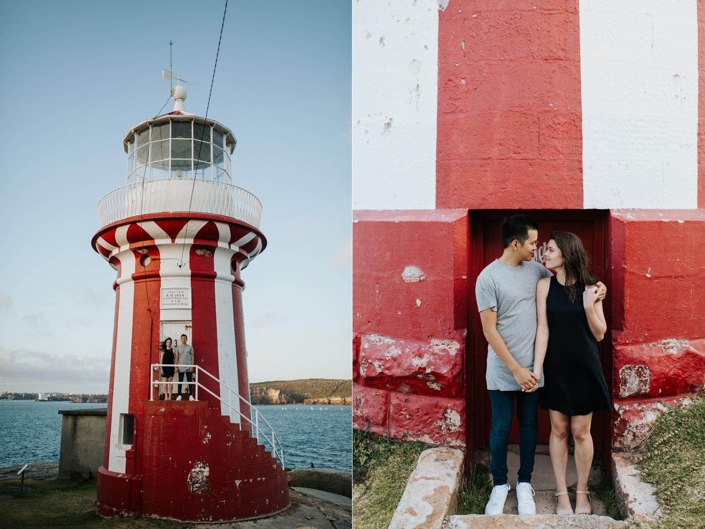 James & Caitie Engagement - Watsons Bay - Samantha Heather Photography-54.jpg