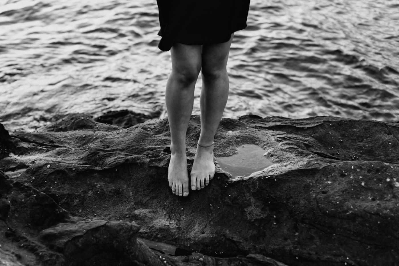 James & Caitie Engagement - Watsons Bay - Samantha Heather Photography-83.jpg