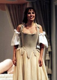 Susanna,Le Nozze di Figaro