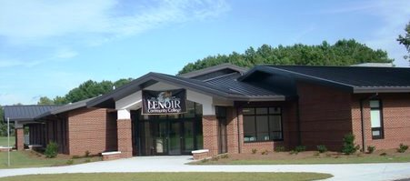 Lenoir Community College, Greene County.JPG