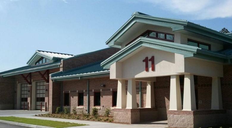 Hampton Fire Station