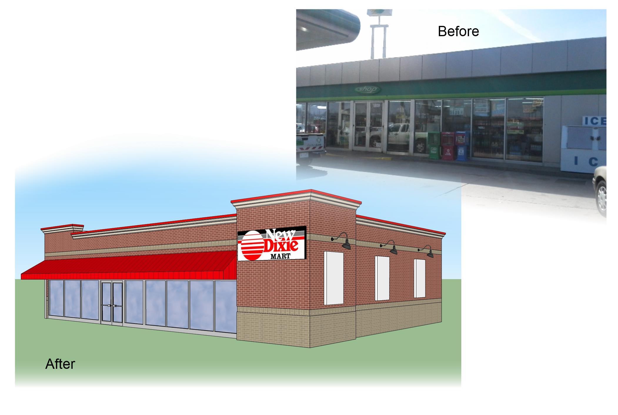 New Dixie Mart #209 -Roanoke Rapids, NC