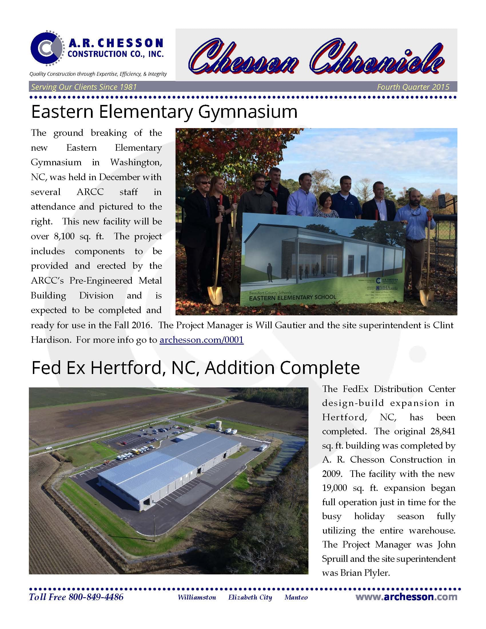 NEWSLETTER - 2015 4th qtr Cover_Page_1.jpg
