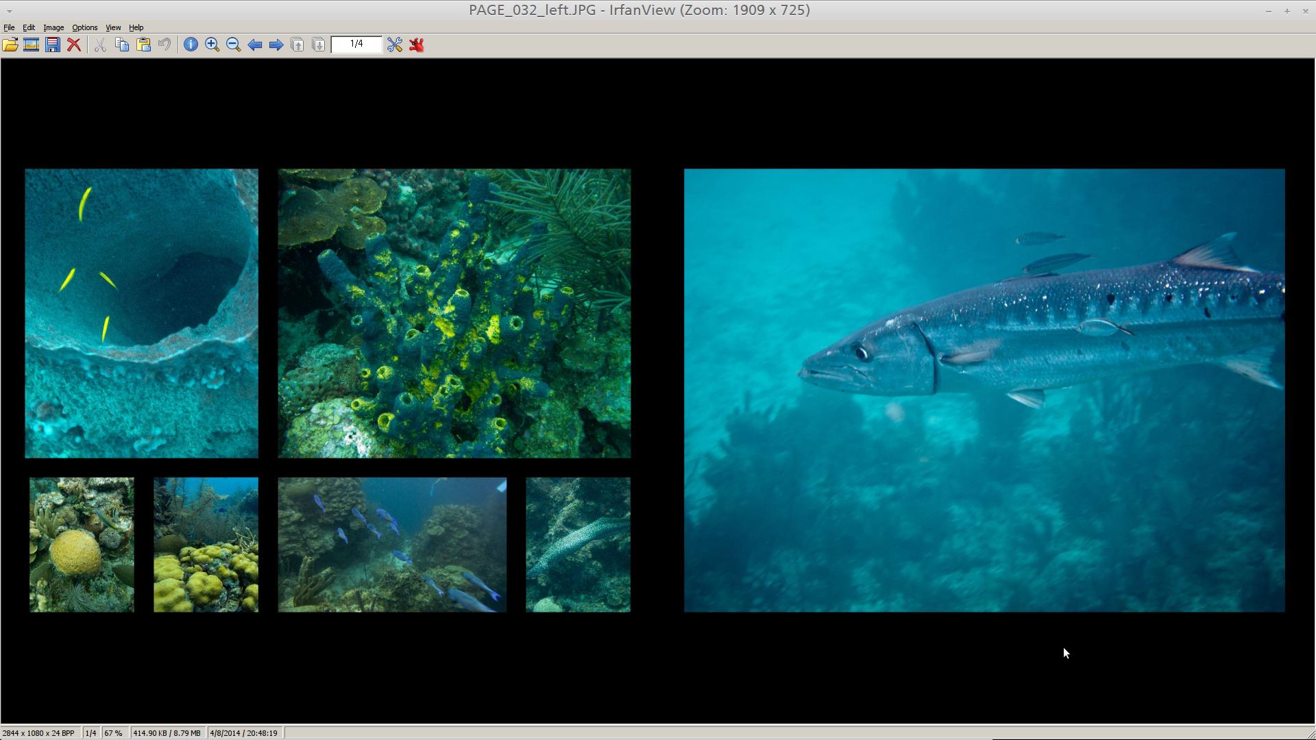 Sample result page rendered as .jpg