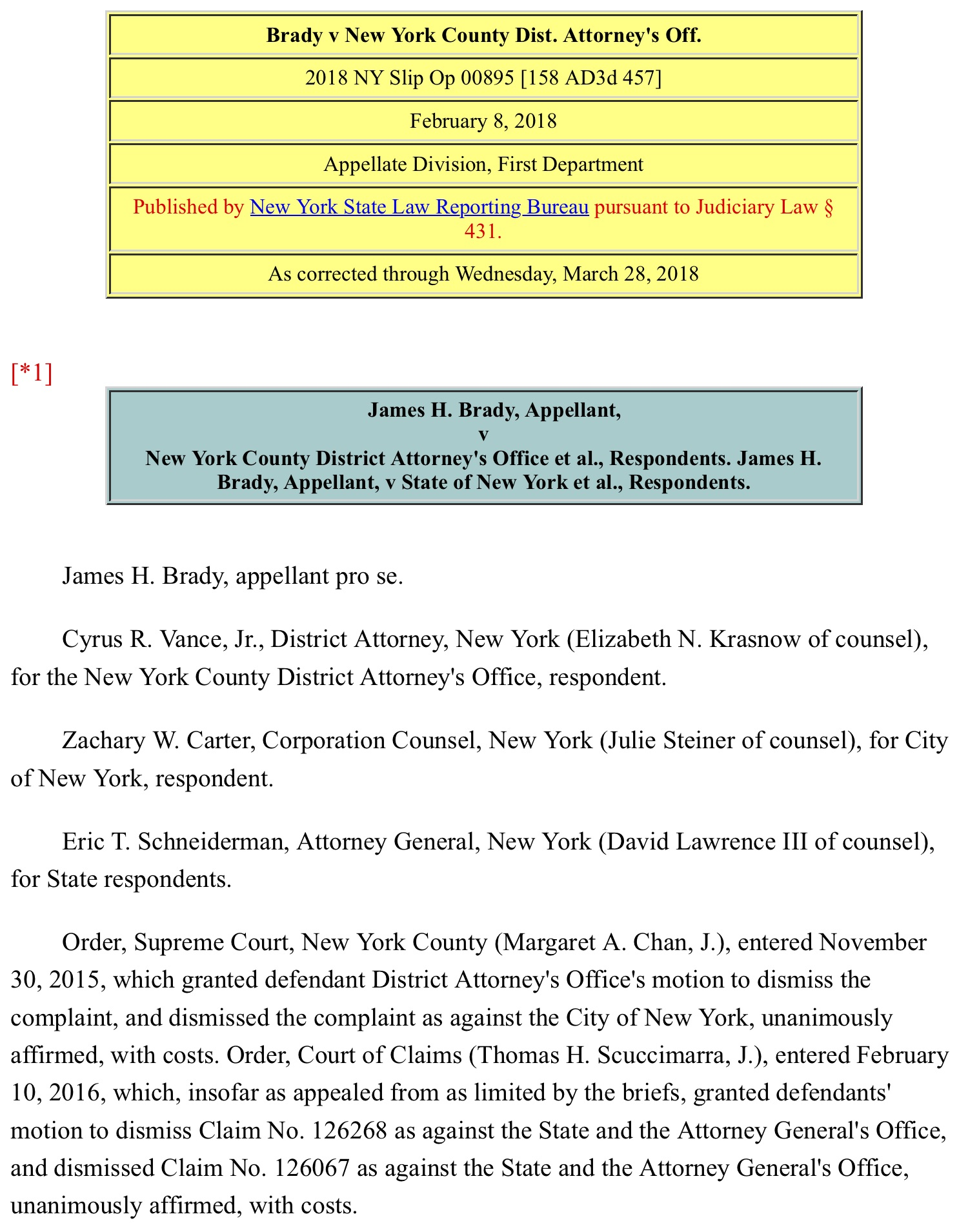 Brady v New York County Dist. Attorney's Off. (2018 NY Slip Op 00895)2.jpg