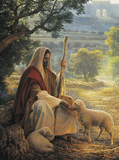 'Lost No More' by Greg Olsen