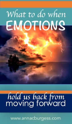 When strong emotions threaten to hold us back how can we respond? Click and read to find out! #selfcare #emotions #stormhelp
