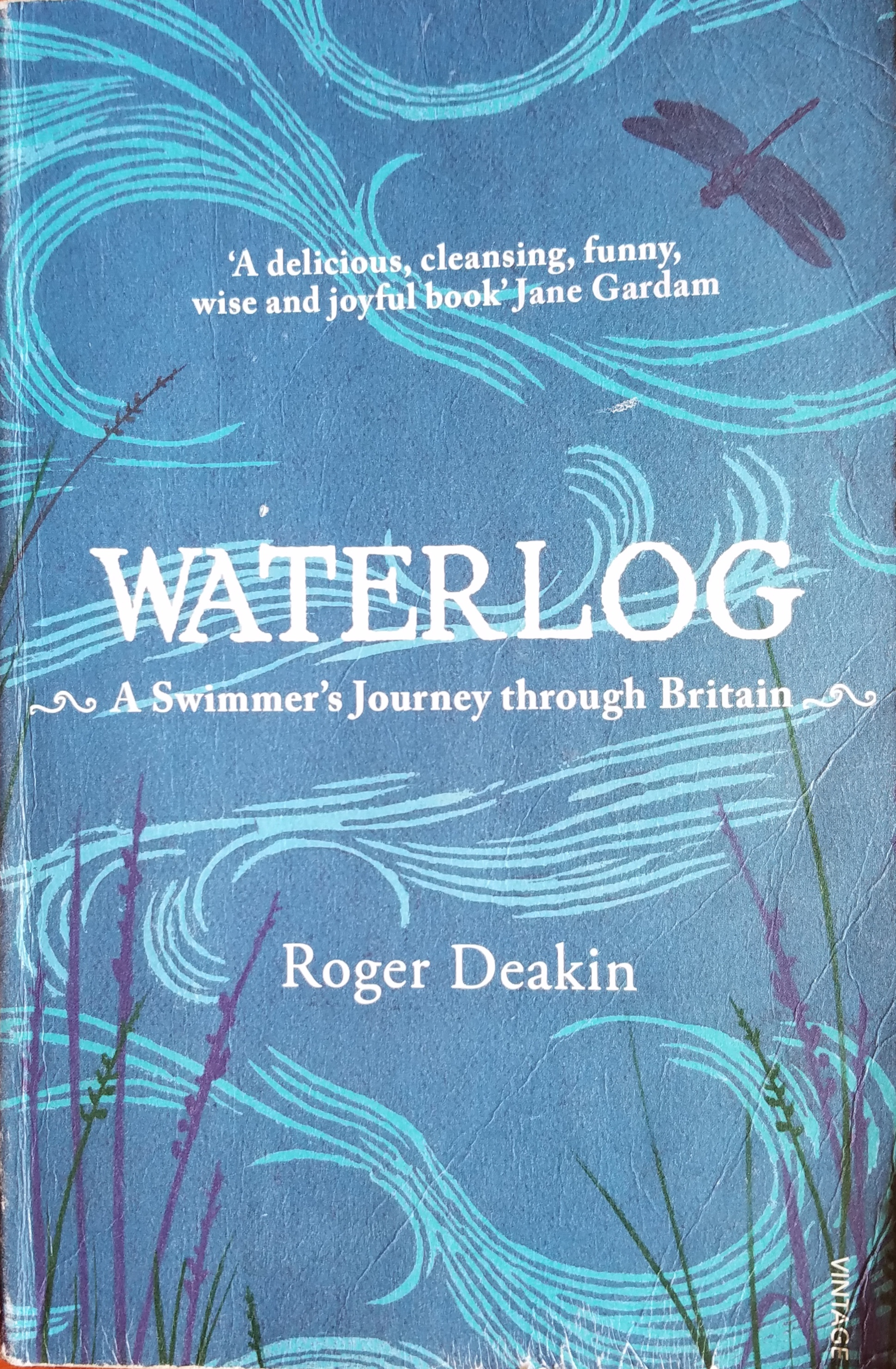 "Published in 1999, this book has lead to wave of ""wild swimming"" as a popular pastime and subject for a collection of natural history books you'll want to pack with your bathing suit and towel wherever you go."