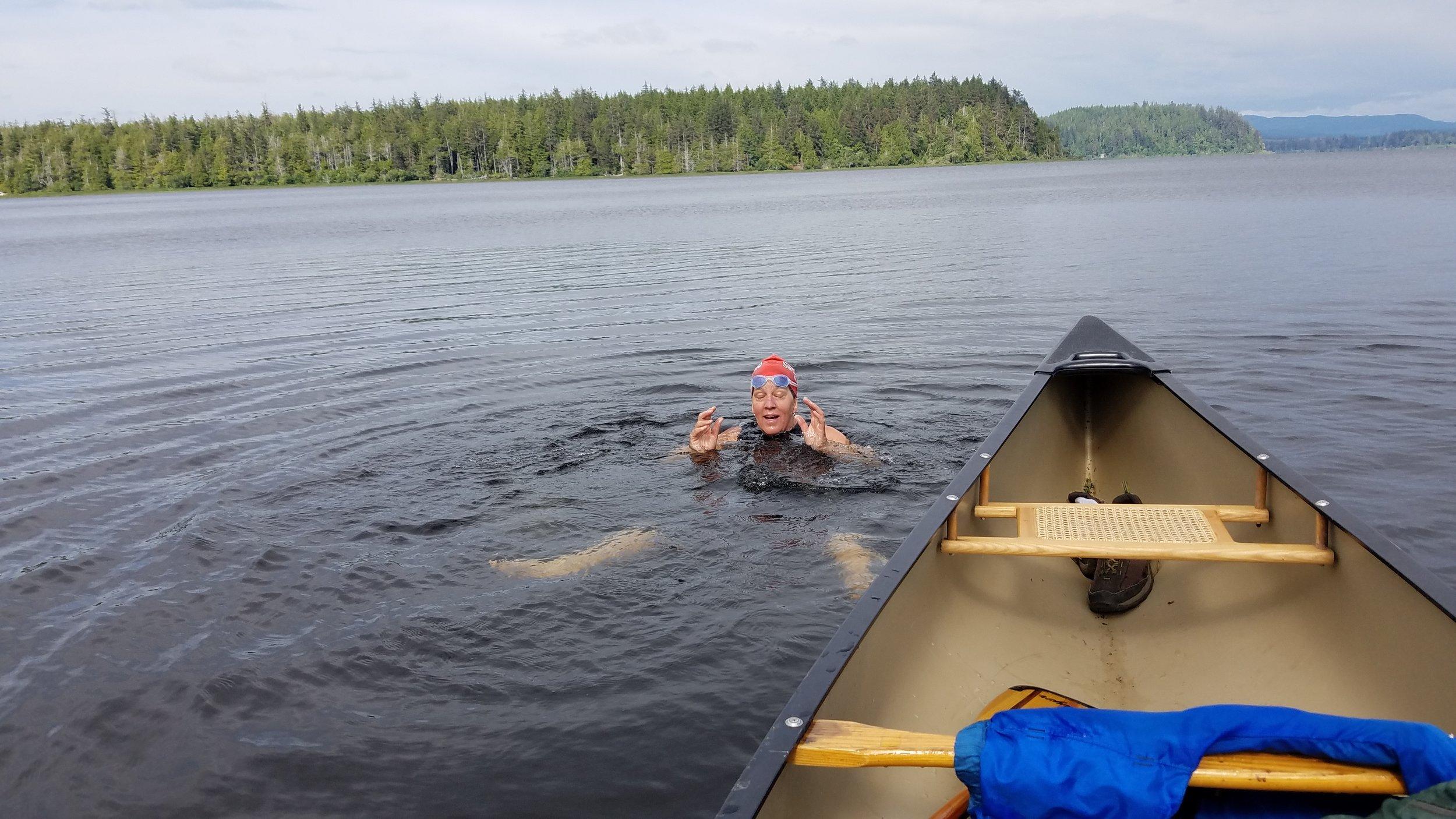 Lake Ozette - June 26 Wild Swim