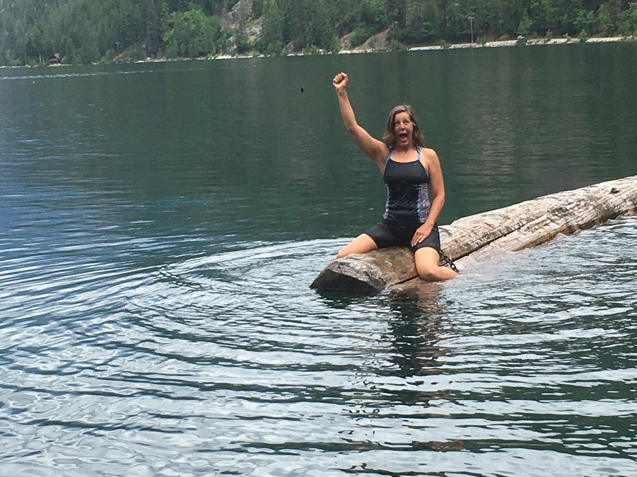Lake Chelan - July 8-9 Lake Chelan Wild Swims