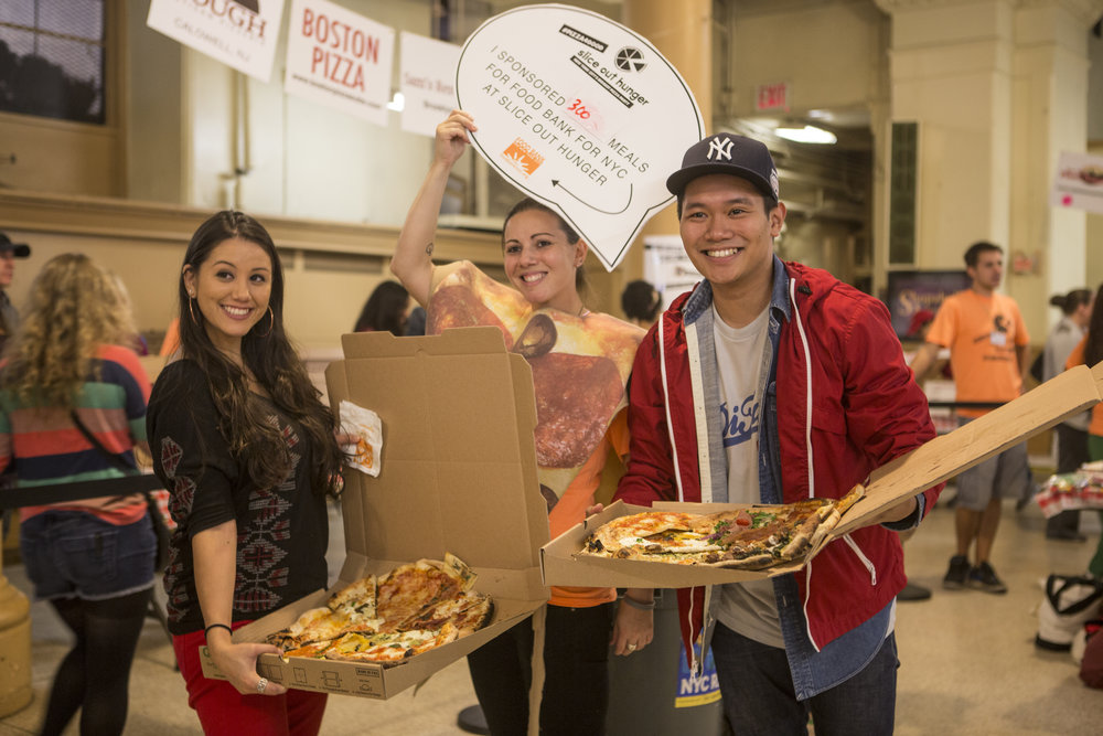 Our Story — Slice Out Hunger