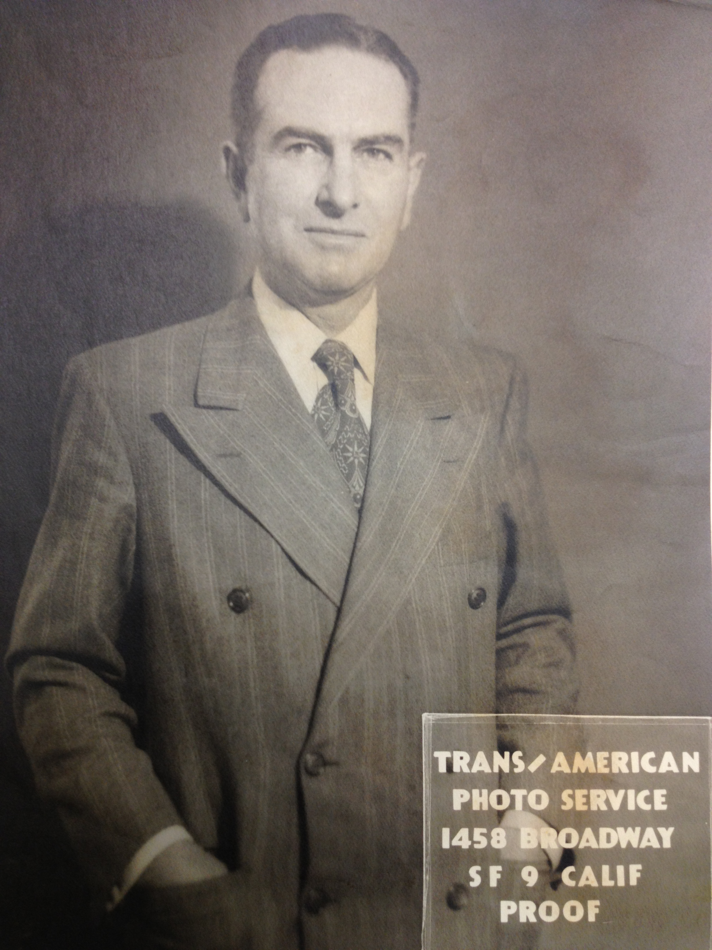 Thomas Russell Merrill, known as T.R., founded Merrill Farms in 1933.