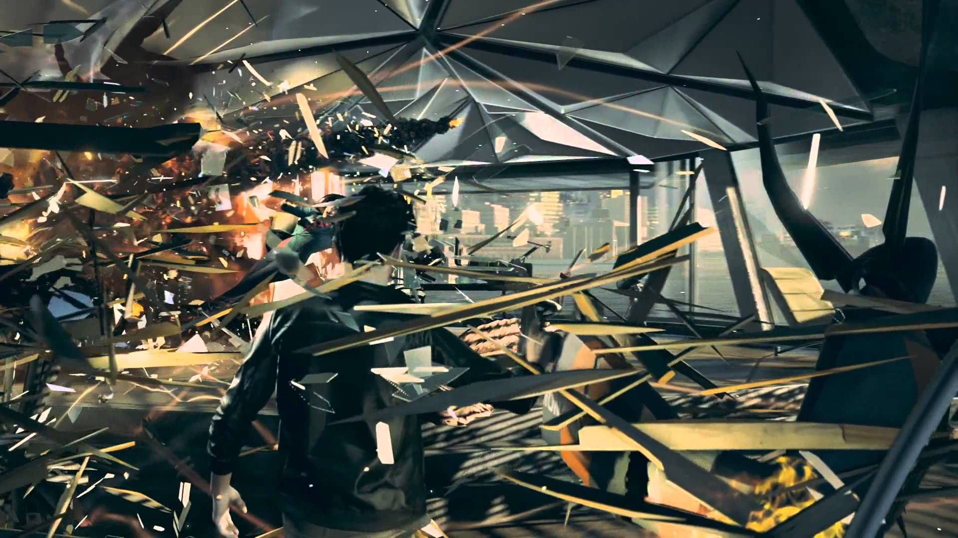 Quantum Break: my most anticipated title announced for the Xbox One.