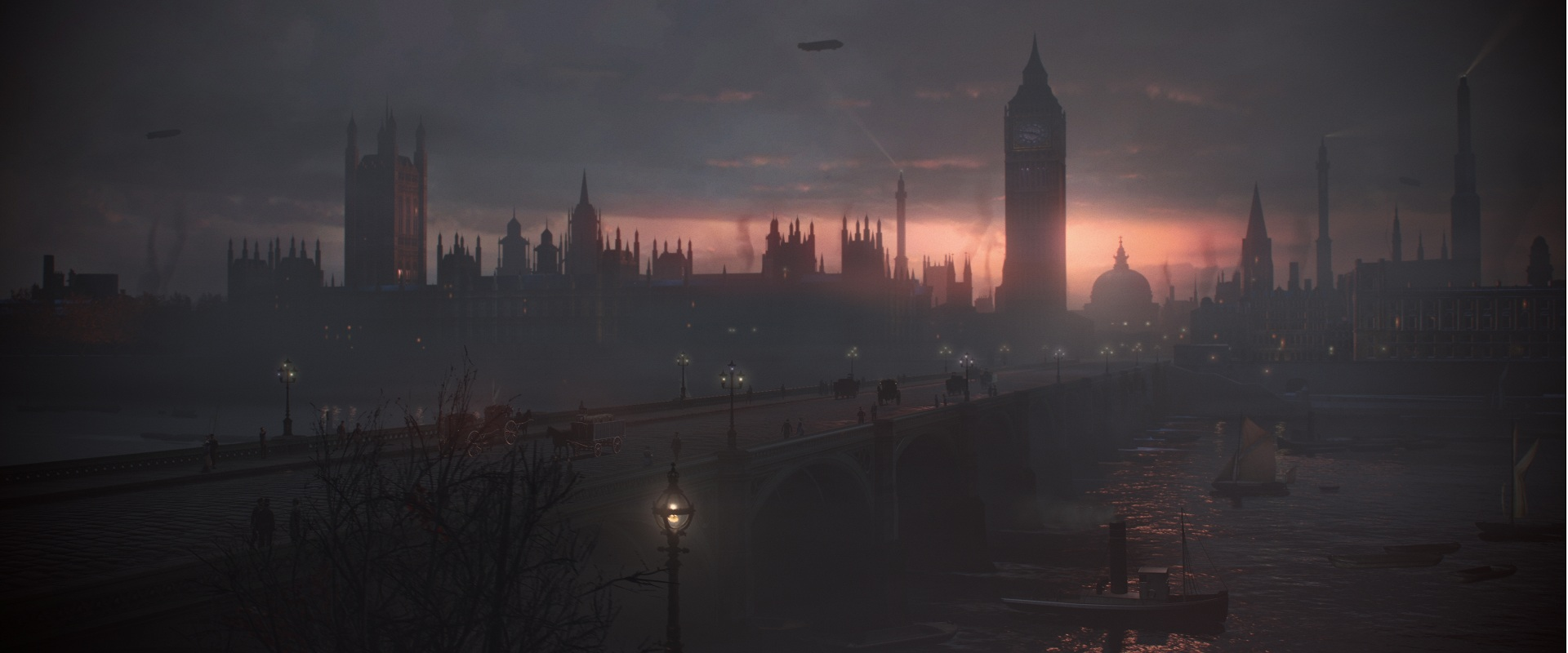 The stunning London of The Order: 1886