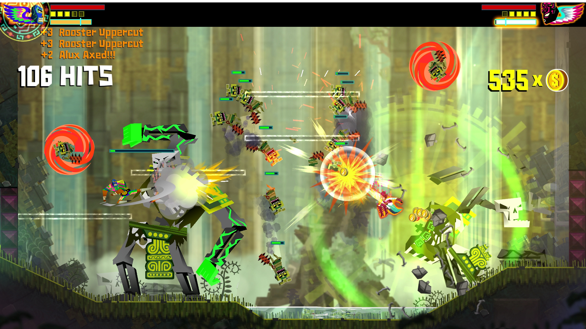 Bring Guacamelee!: Super Turbo Championship Edition to PS3/Vita owners!