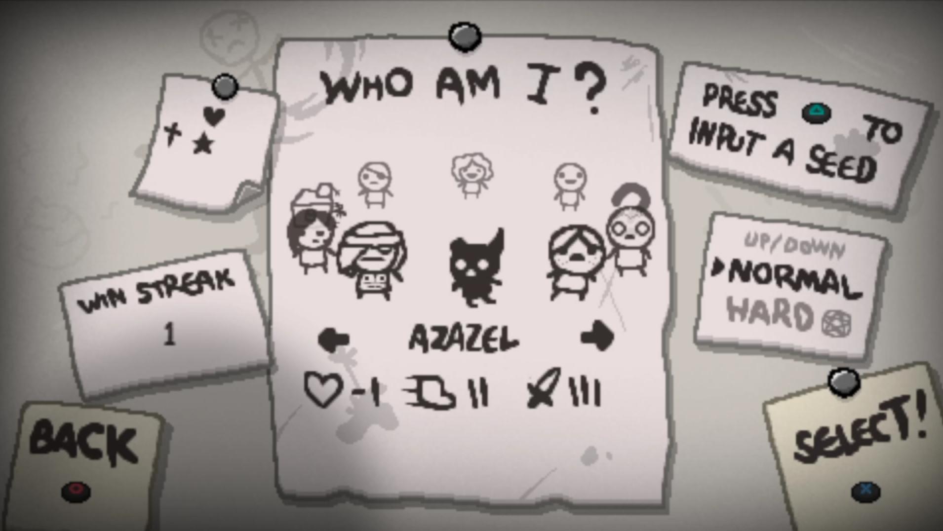 Azazel (character select screen)