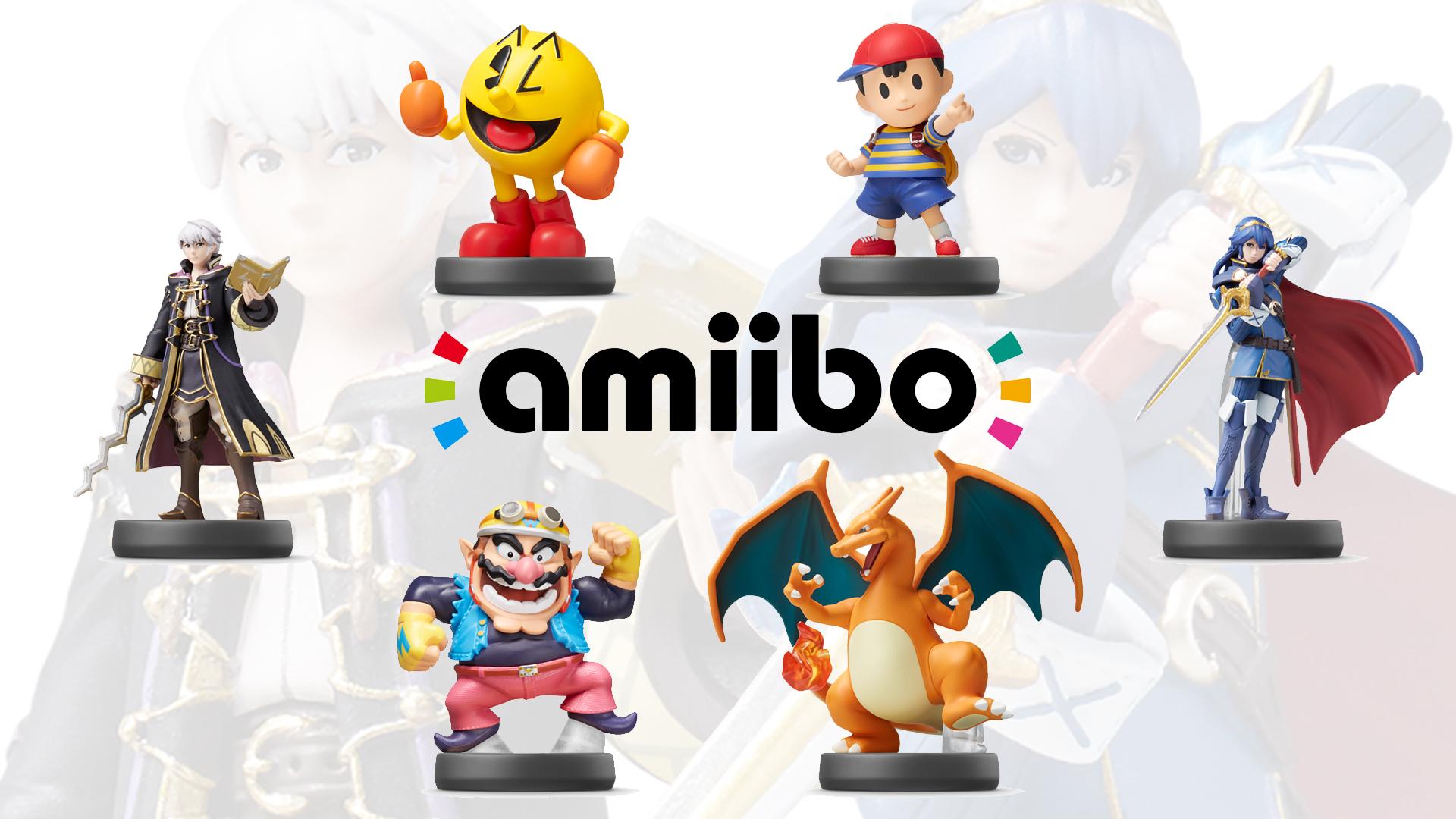 Super Smash Bros. Amiibo Wave 4