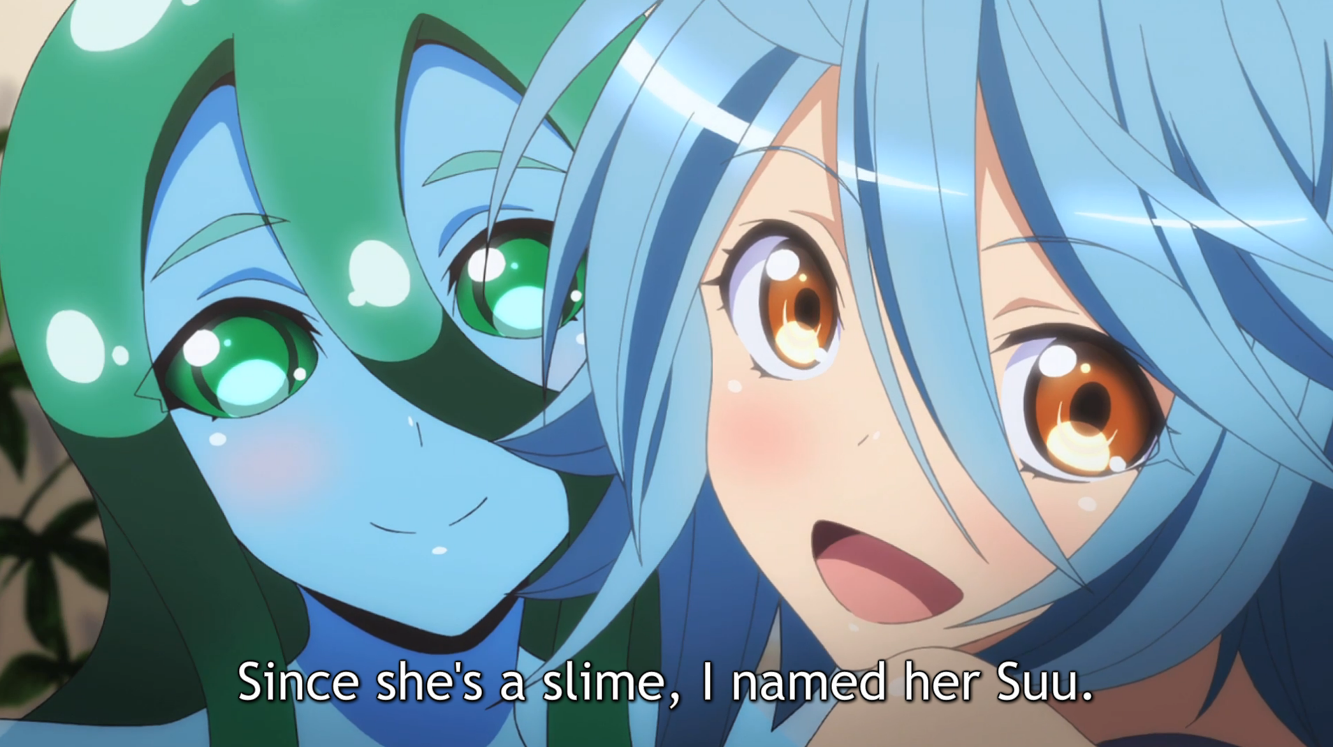 Suu the Slime