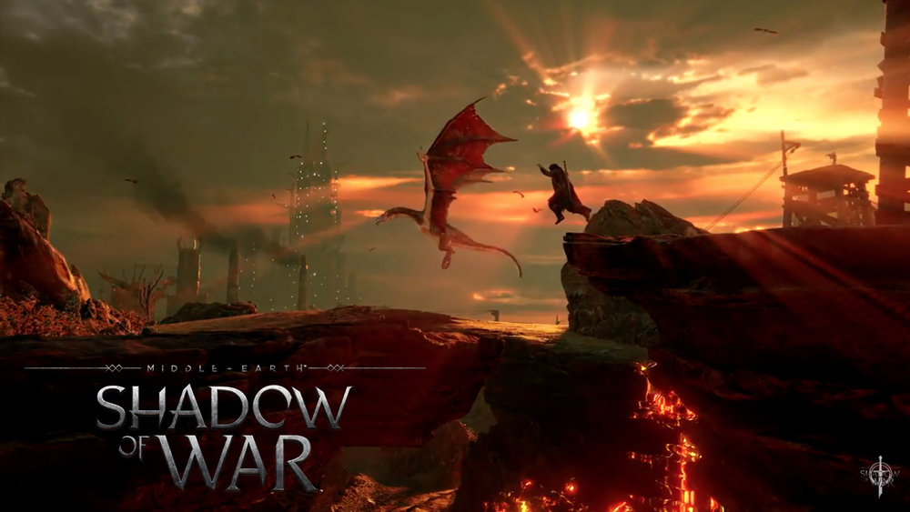 Middle Earth Shadow Of War New Monsters Trailer Revealed Short Pause