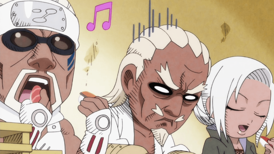 Why Do Black People In Anime/Manga Have White Hair