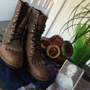 Amazing Vintage Tony Lama Boots!