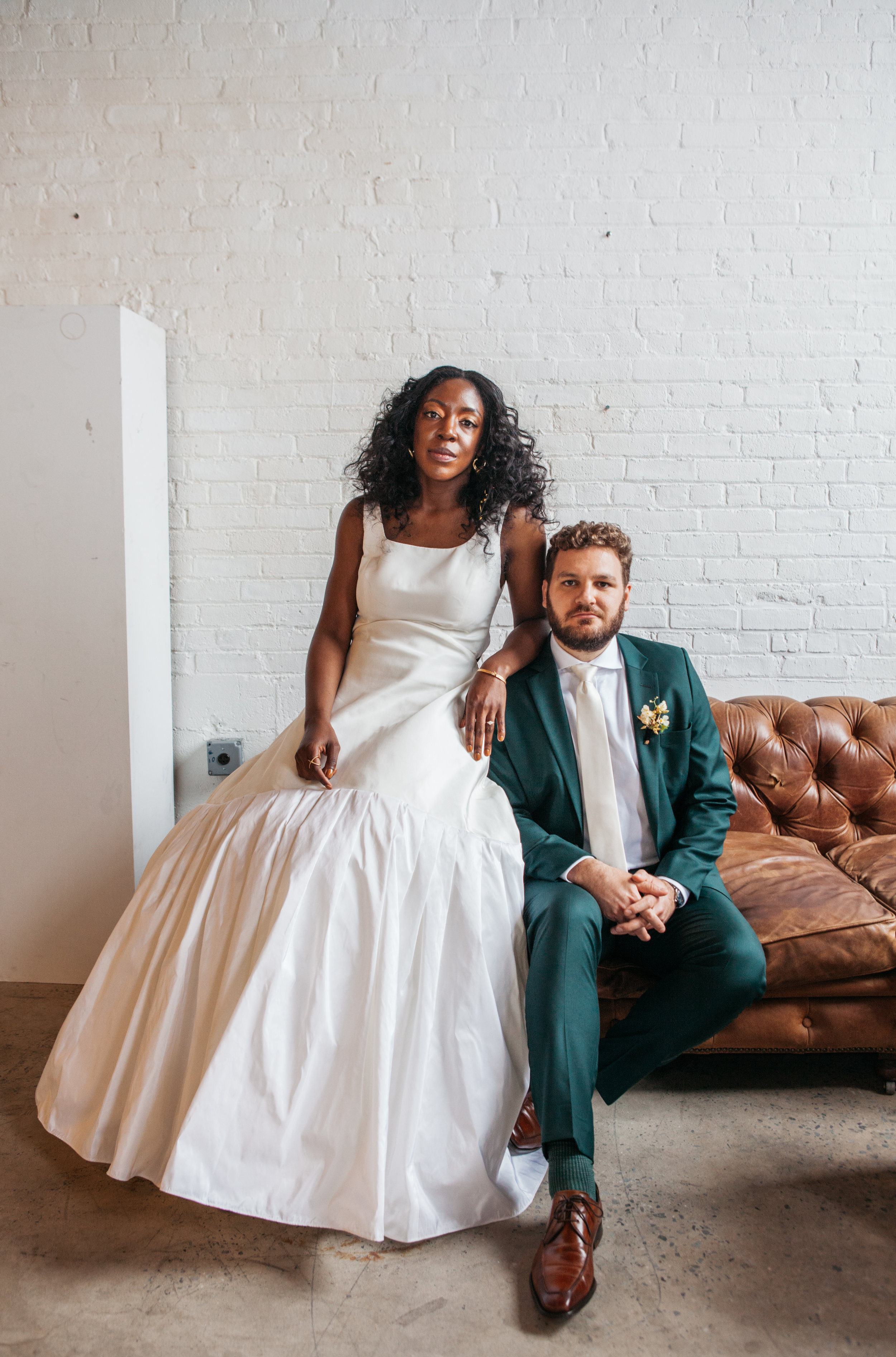 Chanelle + Ben - Short blog post with all of the vendor information for this notoriously beautiful Brooklyn wedding!Read More