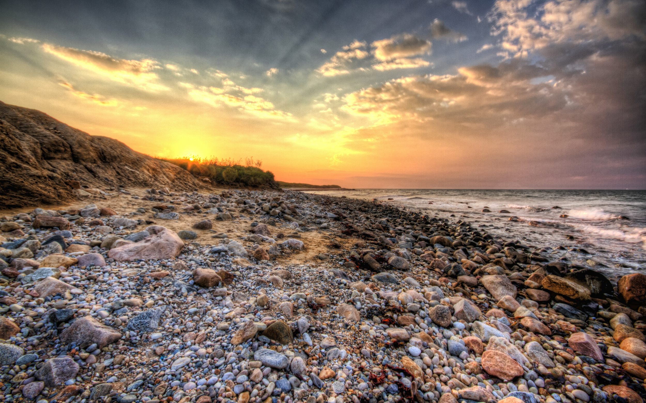 Montauk Beach  Unframed - 8x10  Unframed - 16x20