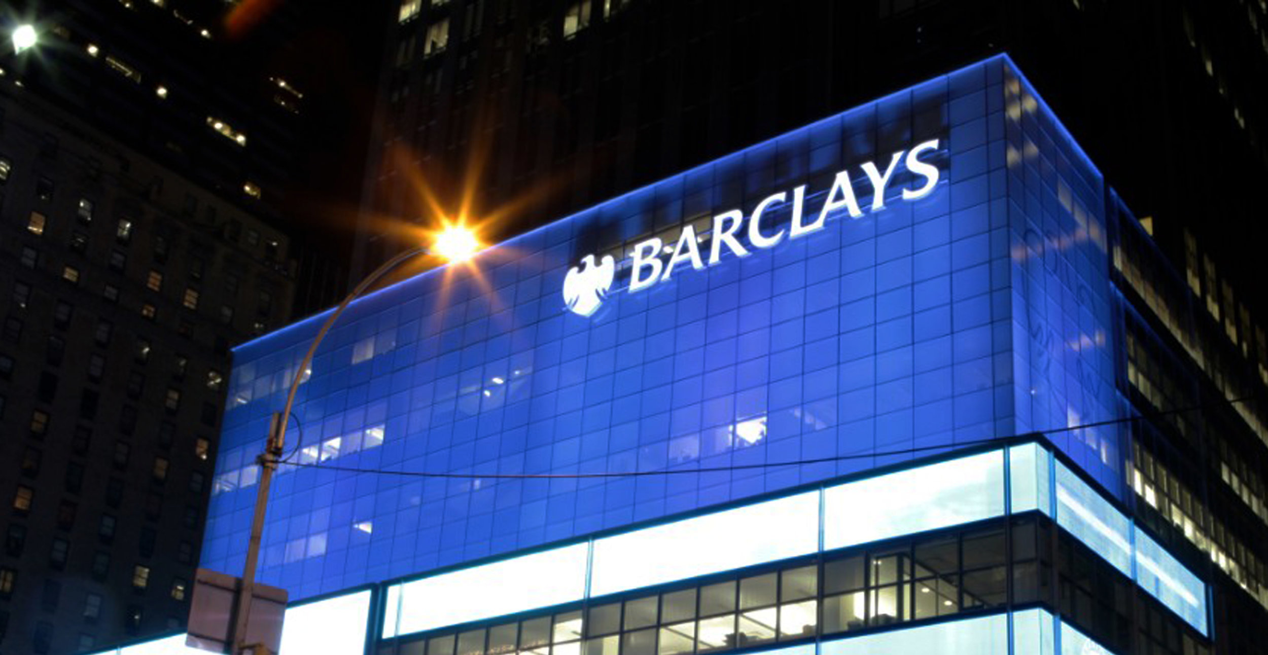 Barclays: Creating a financial icon -