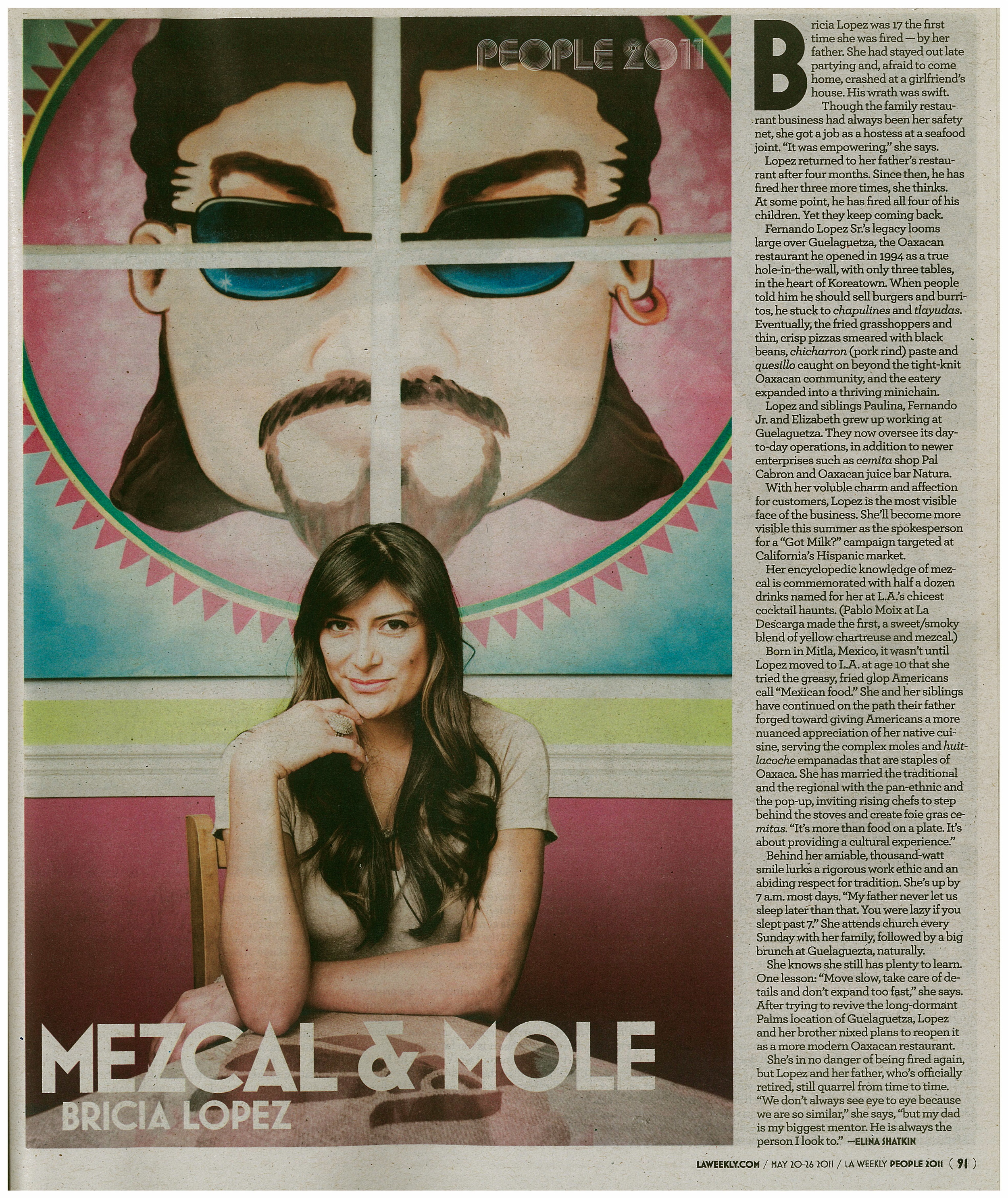LA Weekly, The People Issue