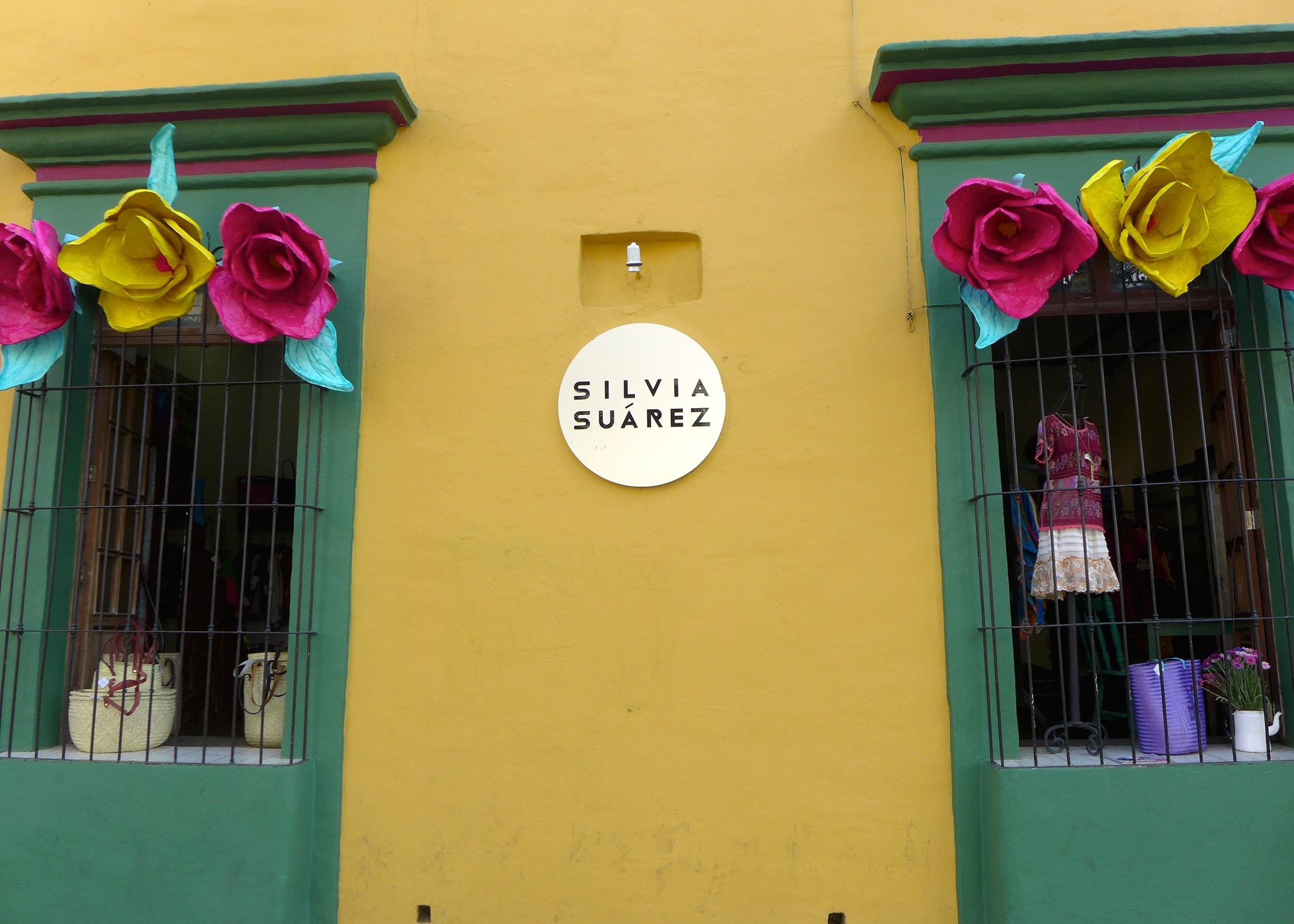Silvia Suarez Textiles