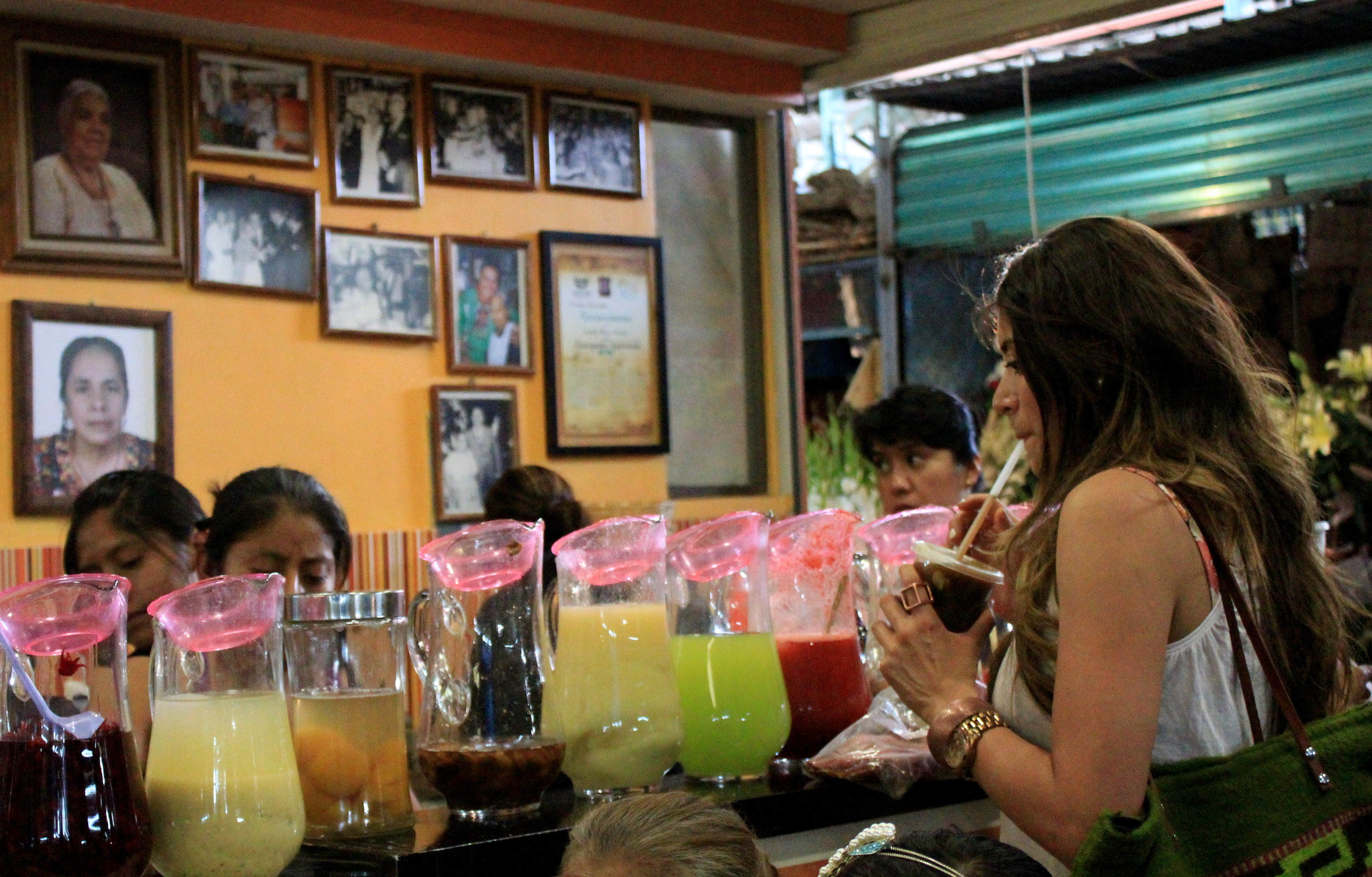 Aguas de Casilda, Mercado Benito Juarez