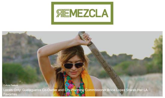 Culture Feature: Bricia shares her LA favorites