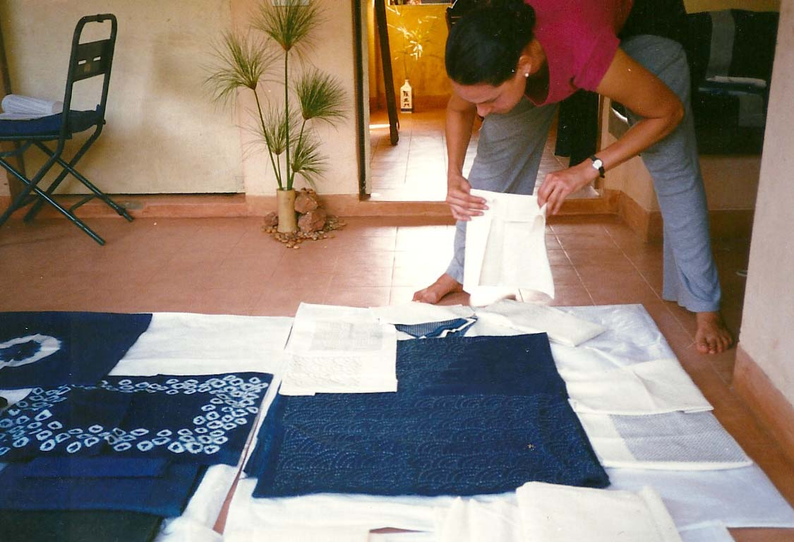 SKAL Certified Organic Cotton and  Indigo Dyed Collection 1999
