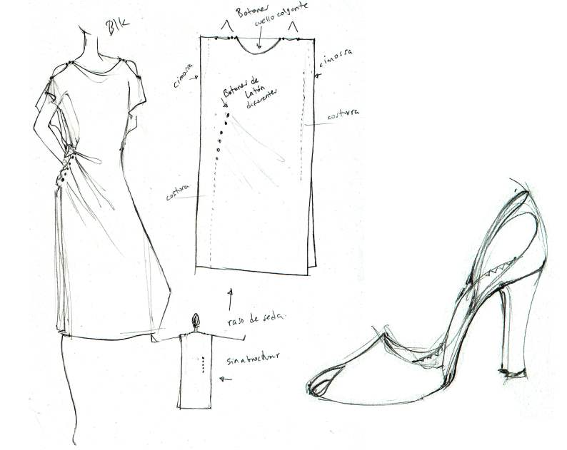 Sketching process #brainstorming