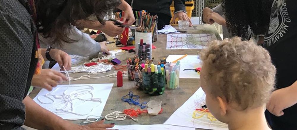 Férias de Julho - Nossa primeira colônia de férias. Uma experiência maravilhosa para todos. Uma semana de muita arte, harmônia e diversão.