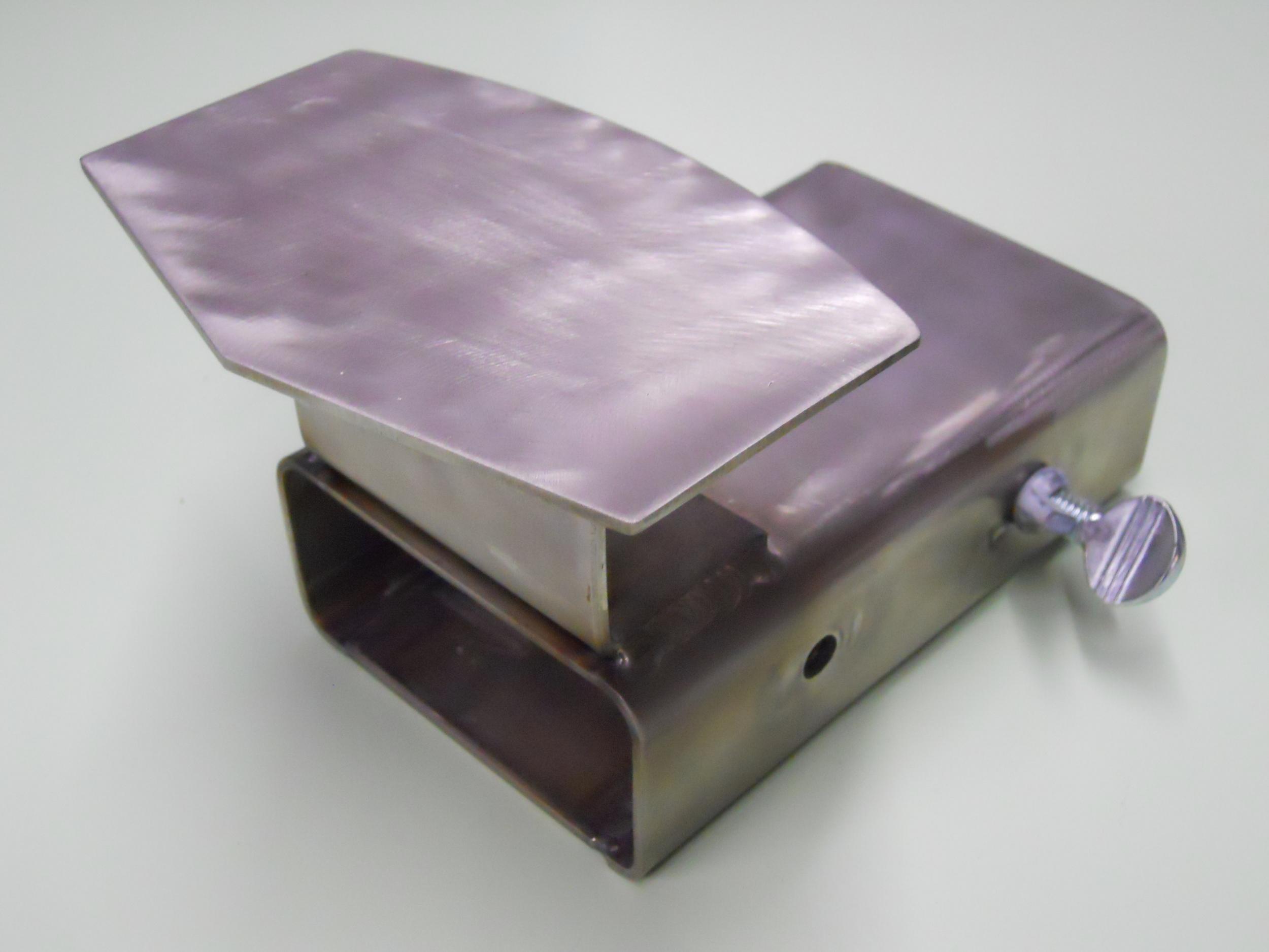 Stainless silk screen hat adaptor