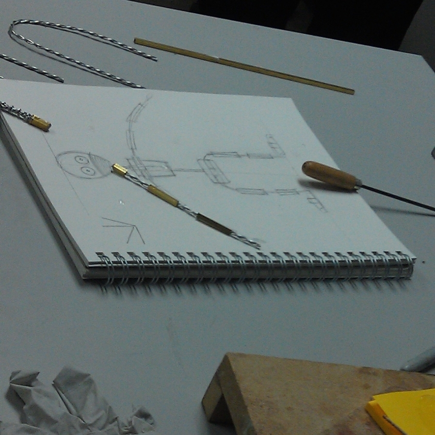 Beginning Sketch/Armature