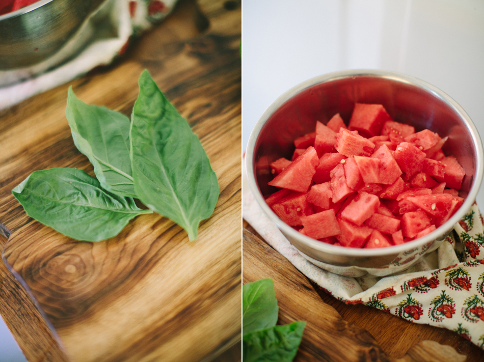 Watermelon Salad - Paige Jones