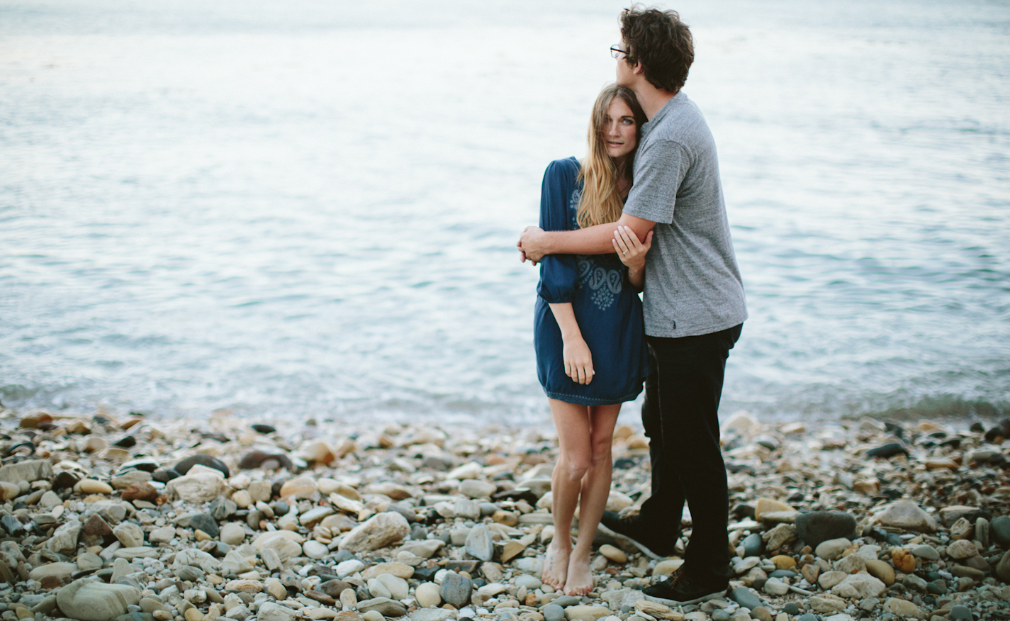 JEFF + RACHEL by Paige Jones