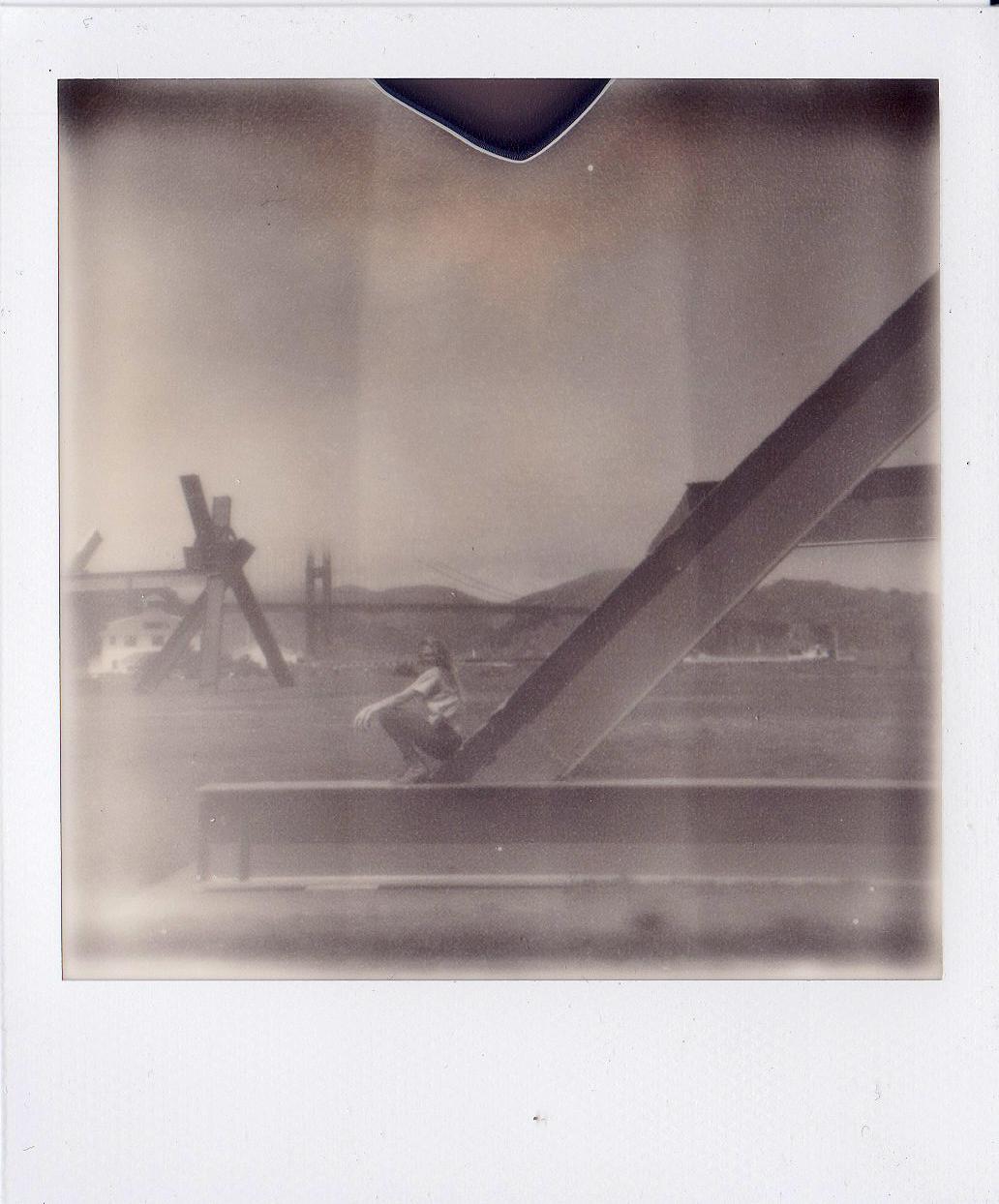 SF polaroid