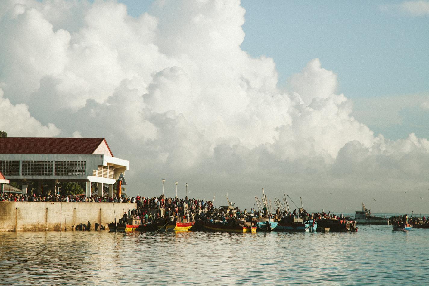 Dar Es Salaam by Paige Jones