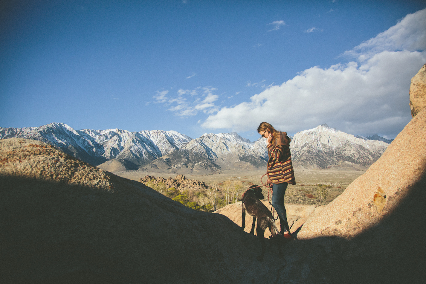 Alabama Hills by Paige Jones
